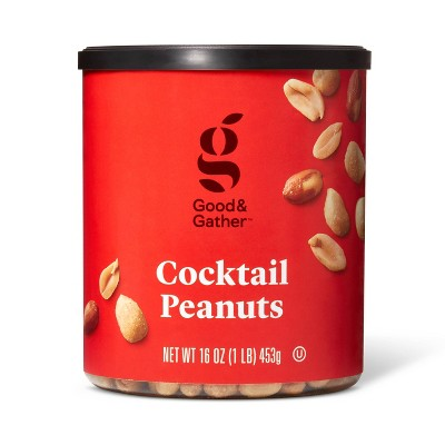 Cocktail Peanuts - 16oz - Good & Gather™