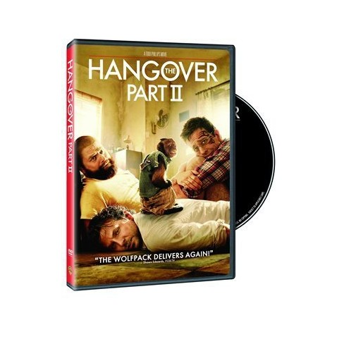The Hangover Part II (DVD) - image 1 of 1
