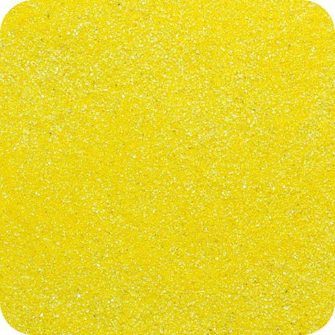 Sandtastik Classic Colored Sand, 10 Pounds, Yellow - image 1 of 2