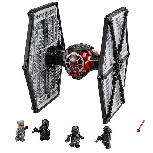 First Order Special Forces TIE Fighter Set LEGO 75101 Star Wars - image 1 of 9