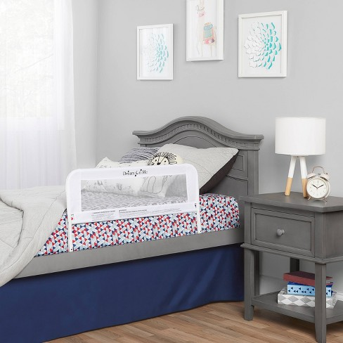 Dream On Me Mesh Security Bed Rail - White - image 1 of 4