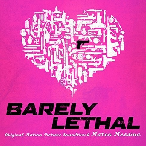 Mateo messina - Barely lethal (Ost) (CD) - image 1 of 1