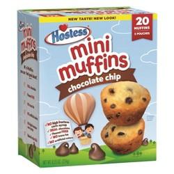 Hostess Chocolate Chip Mini Muffins - 5ct/8oz