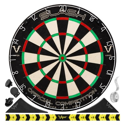 Viper Slash Sisal Dartboard