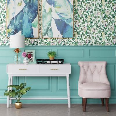 opalhouse canary floral