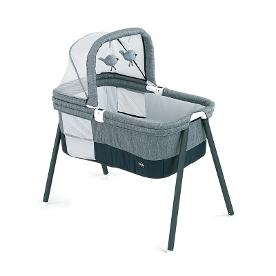 Chicco Lullago Deluxe Portable Bassinet - Indigo