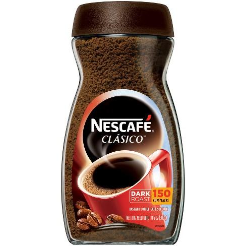 Nescaf Classico Dark Roast Instant Coffee - 10.5oz - image 1 of 4