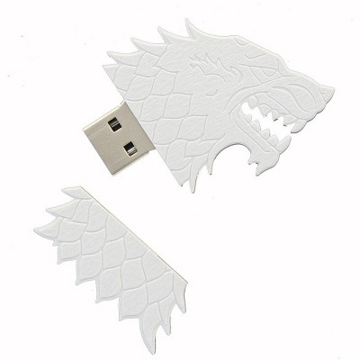 Games Alliance Game of Thrones Dire Wolf 4GB USB Flash Drive, by Games Alliance