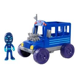 PJ Masks Vehicle Night Ninja's Bus With Ninja