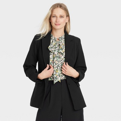 Women's Clinched Waist Blazer - Who What Wear™