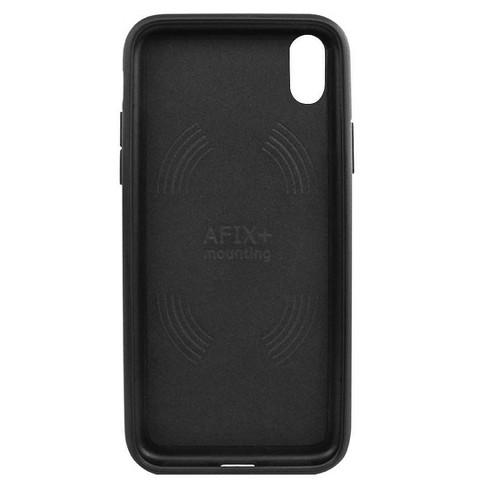 premium selection f61f6 bdbcf Evutec Apple iPhone XS Max Case (with Car Vent Mount) - Burmese Rosewood