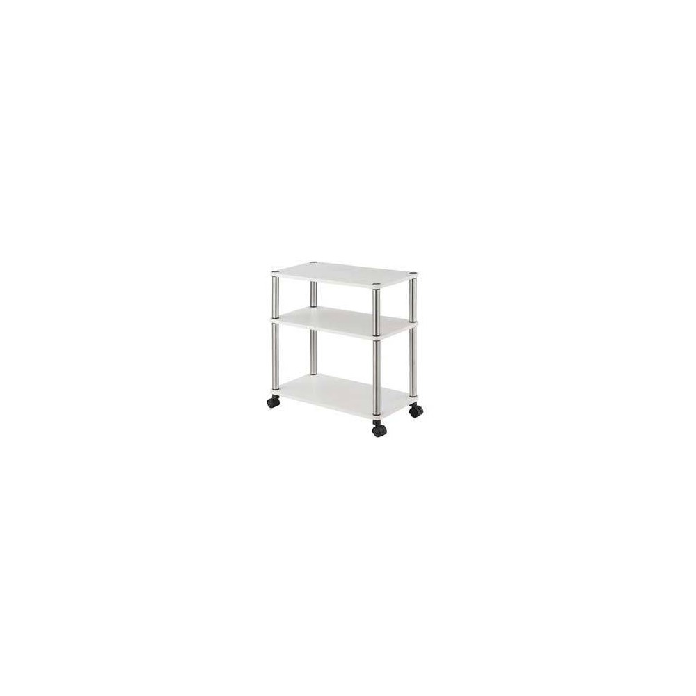 Image of Designs2Go Office Caddy White - Johar Furniture