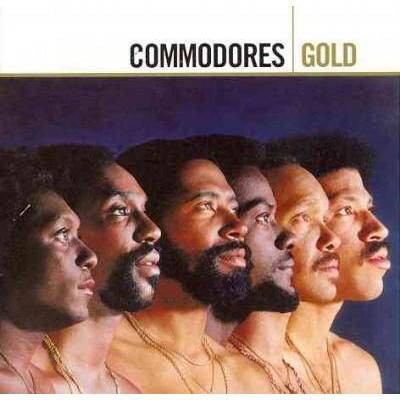 The Commodores - Gold (2 CD)
