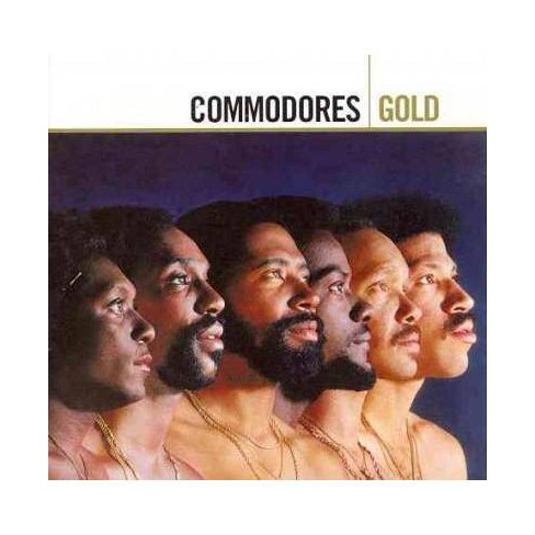 The Commodores - Gold (2 CD) - image 1 of 1