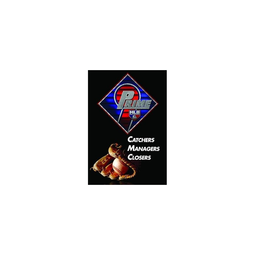 Prime 9:Catchers Managers Closers (Dvd)