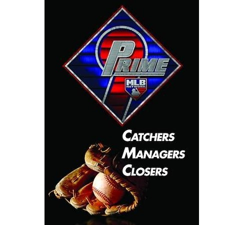 Prime 9:Catchers Managers Closers (DVD) - image 1 of 1