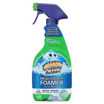 Scrubbing Bubbles Mega Shower Foamer Bathroom Cleaner - 32oz