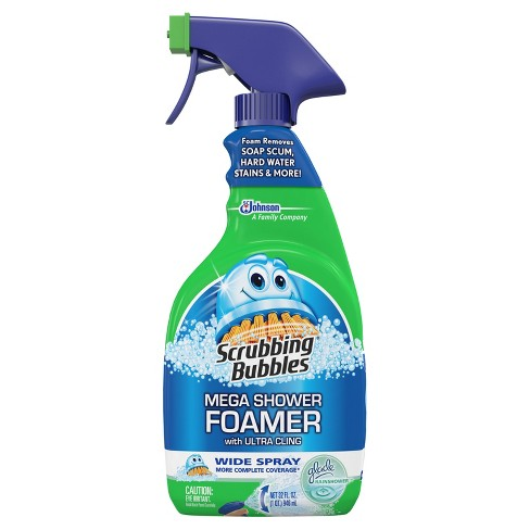 Scrubbing Bubbles Mega Shower Foamer Bathroom Cleaner - 32oz - image 1 of 4