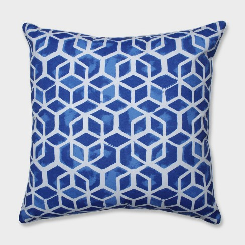 "25"" Celtic Admiral Floor Pillow Blue - Pillow Perfect - image 1 of 1"