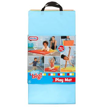 Little Tikes 6' Crawling and Gym Activity Play Mat