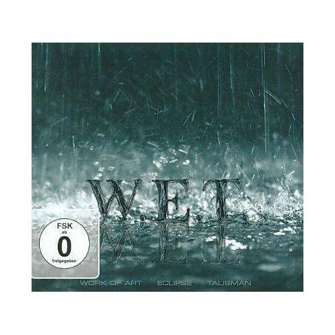 W.E.T. - W.E.T. (CD) - image 1 of 1