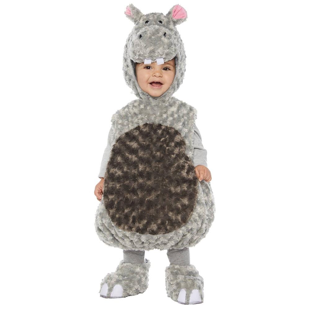 Toddler Hippopotamus Halloween Costume 2t 4t