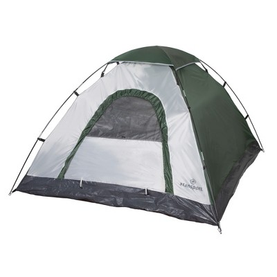 Stansport Adventure 2 Person Done Tent Forest Green/Tan