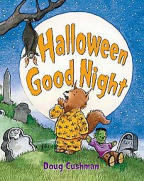 Halloween Good Night (Reprint) (Paperback) (Doug Cushman) - image 1 of 1