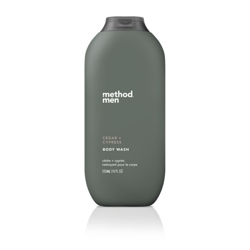 Method Men Body Wash Cedar and Cypress - 18 fl oz - image 1 of 2