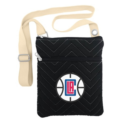 NBA Los Angeles Clippers Chev Stitch Crossbody Bag - image 1 of 1