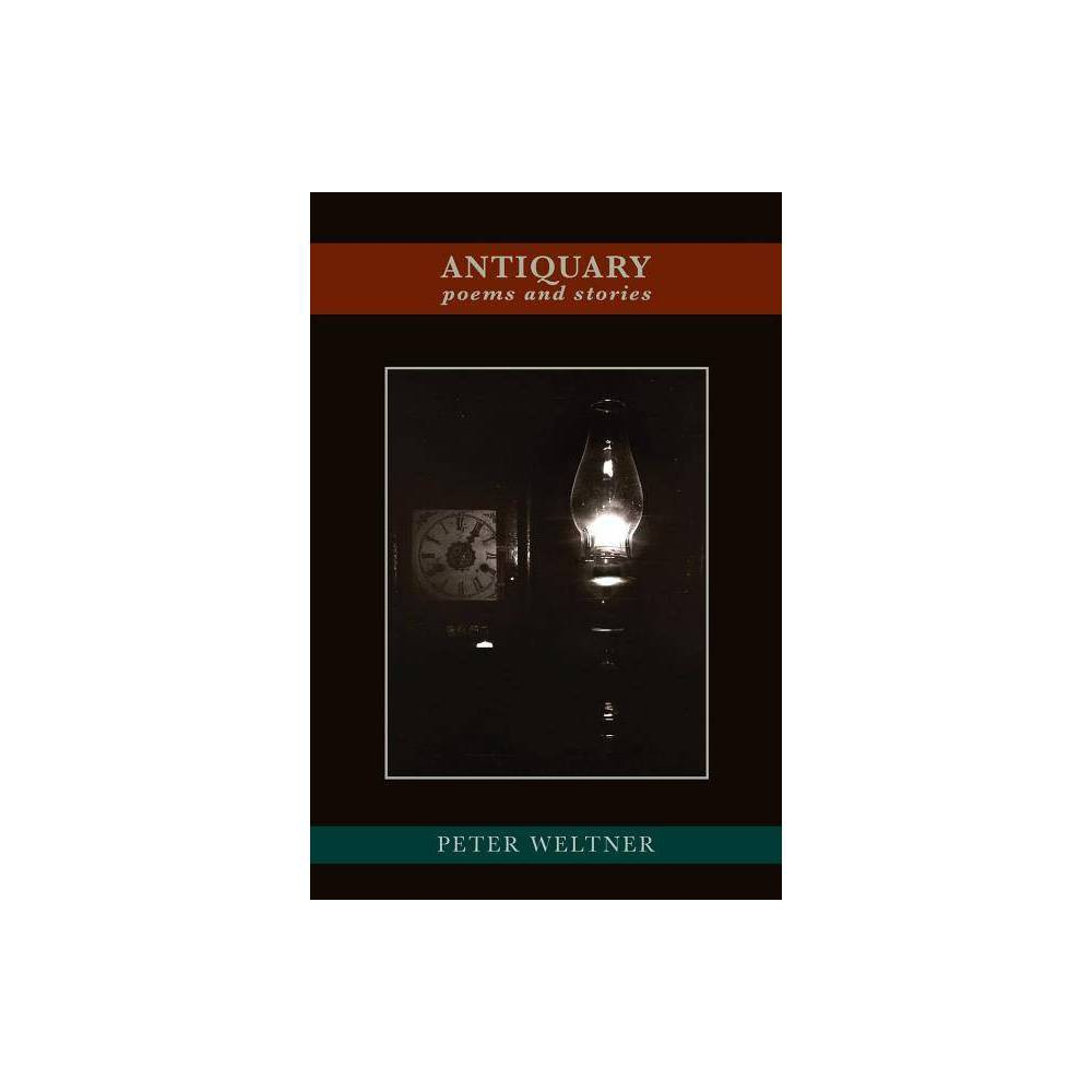 Antiquary By Peter Weltner Paperback