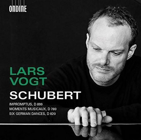 Lars Vogt - Schubert:Impromptus/Moments Musicaux (CD) - image 1 of 1