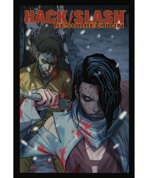 Hack/Slash Resurrection 1 -  (Hack/Slash: Resurrection) by Tini Howard (Paperback) - image 1 of 1