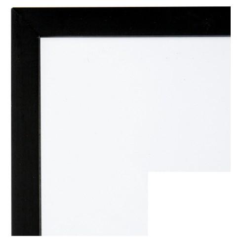 Snap 11x14 Frame Black Target