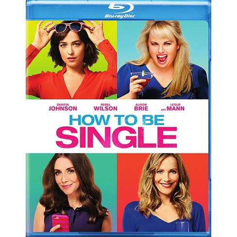 How to be Single (Blu-Ray) - image 1 of 1