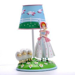 Toy Story Bo Peep Table Lamp