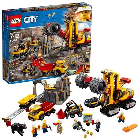 LEGO City Mining Experts Site 60188 - image 1 of 5