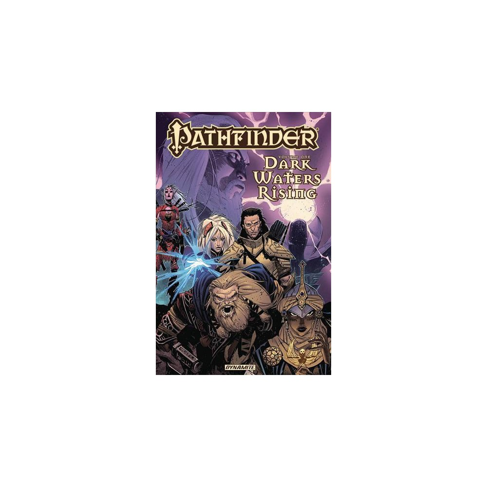 Pathfinder 1 : Dark Waters Rising - (Pathfinder) by Jim Zub (Paperback)