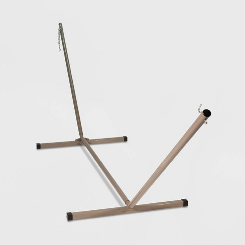 12' Two-Point Patio Hammock Stand - Beige - Algoma - image 1 of 4
