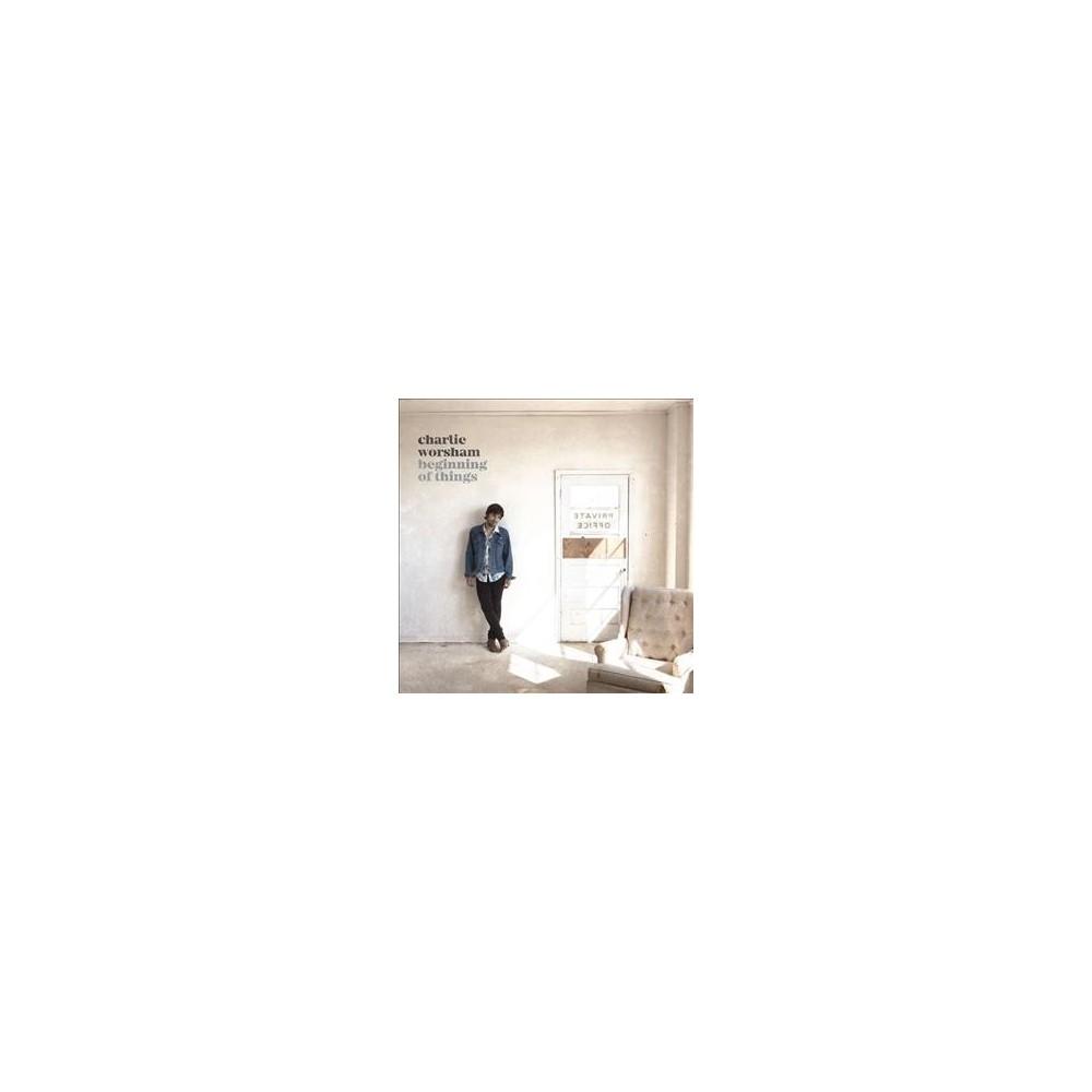 Charlie Worsham - Beginning Of Things (Vinyl)