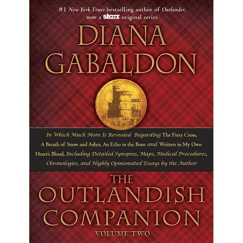The Outlandish Companion, Volume 2 - (Outlander) by  Diana Gabaldon (Hardcover) - image 1 of 1