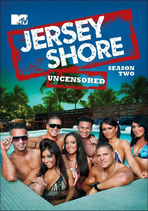 Jersey Shore: Season Two Uncensored [4 Discs] - image 1 of 1