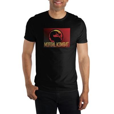 Mortal Kombat Video Game Mens Graphic Tee