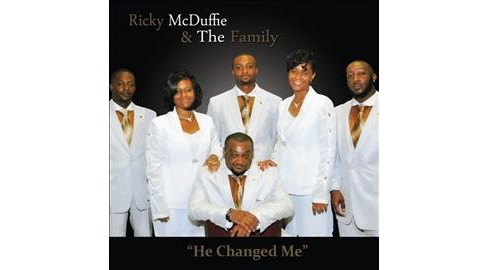 Ricky Mcduffie - He Changed Me (CD) - image 1 of 1