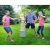 Yard Games On the Go Large Tumbling Timbers Wood Tower Stacking Outdoor Party Game w/ 56 Premium Pine Blocks & Nylon Carrying Case, Starting at 2 Feet - image 4 of 4