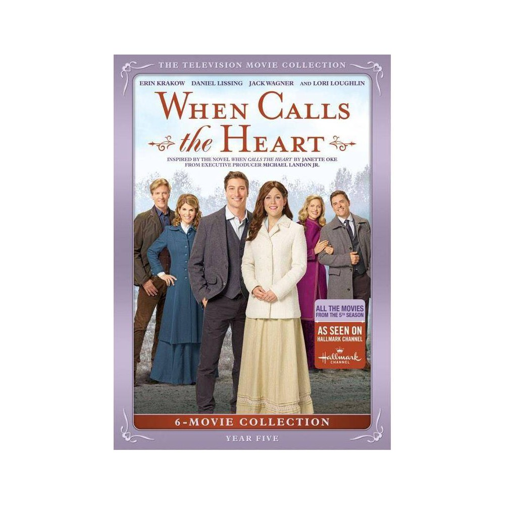 When Calls the Heart Year 5 (DVD) Coupons