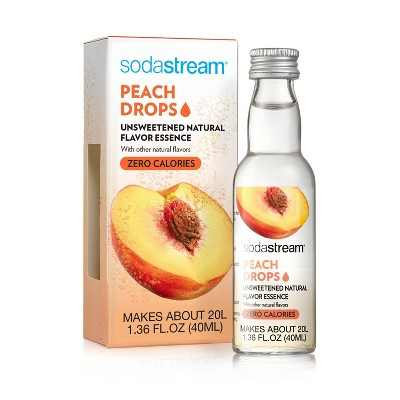SodaStream Fruit Drops Peach
