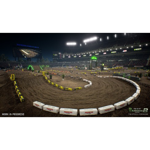 57bf61ee6 Monster Energy Supercross 2  The Official Video Game Day One Edition - Xbox  One   Target