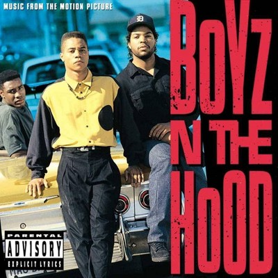 Various Artists - Boyz N The Hood (Original Motion Picture Soundtrack) (2 LP) (EXPLICIT LYRICS) (Vinyl)