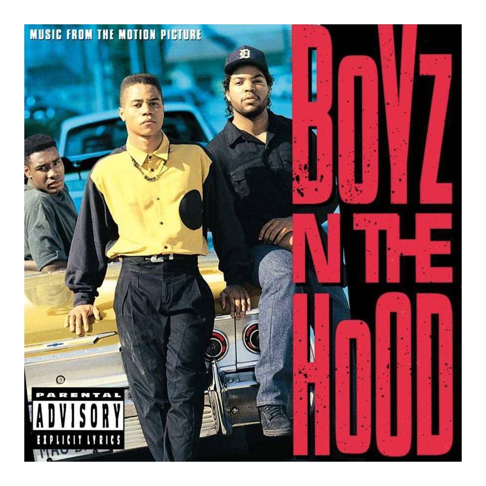 Various Artists Boyz N The Hood Original Motion Picture Soundtrack 2 Lp Translucent Blue Explicit Lyrics Vinyl